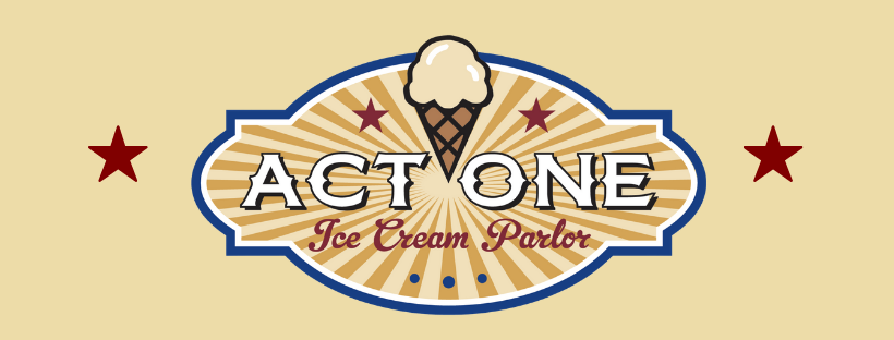 Act One Ice Cream Parlor